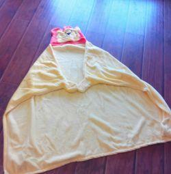 Plaid Disguise Towel NOU