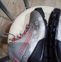 Μπότες σκι 35-36 rpmes