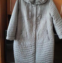 пальто легке нове 50 раз