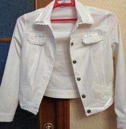 Курточка хлопковая