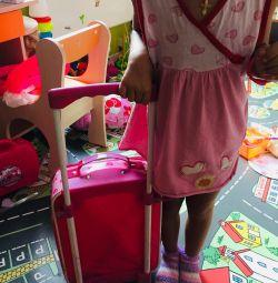 Suitcase for children