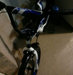 Sharp Bike for a teenager new