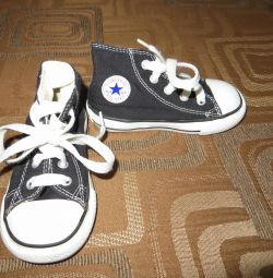 Stylish sneakers Converse