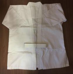Kimono for karate