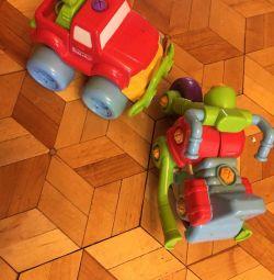 Mașini pliabile