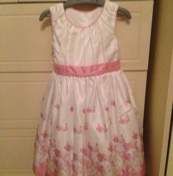 φόρεμα για παιδιά, κομψό. ρ.90cm