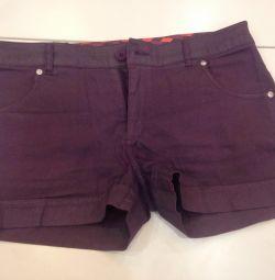 Pantaloni scurți de culoare adidas