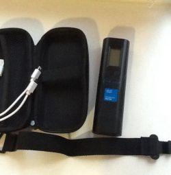 USB + φακός + ηλεκτρονική κλίμακα + προσαρμογέας + θήκη