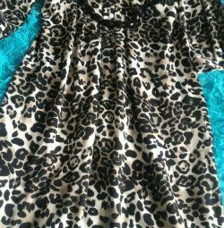 Платье трикотажное 44-46