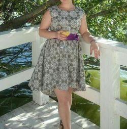 46-48r.Dizaynerskoe φόρεμα Liza Muromskaya