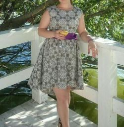 46-48r.Dizaynerskoe elbise Liza Muromskaya
