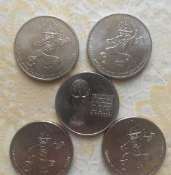 Νομίσματα από τους Ολυμπιακούς Αγώνες