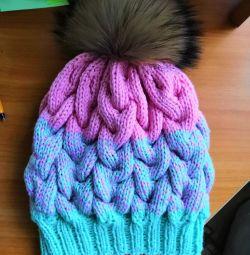 Νέο χειροποίητο καπέλο