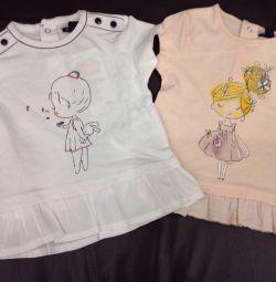 T-shirts για κορίτσια