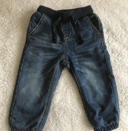 Jeansul sa încălzit