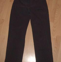 Pantaloni încălziti rr 46-48