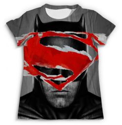 Batman VS Superman Femeie 3D T-shirt (855799)