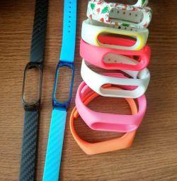 Bracelets (straps) for mi band 2 - new
