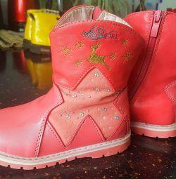 Pantofi pentru fete 27 dimensiuni