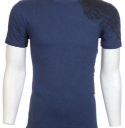 T-shirt νέα S mega φτερά Affliction Express