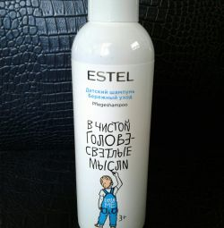 Estel baby shampoo 3+ new
