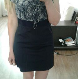 Офисное летнее платье