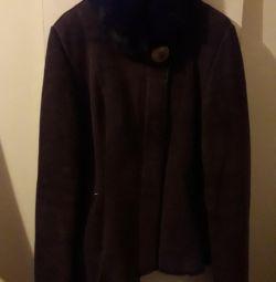 Πώληση παλτό από δέρμα προβάτου
