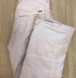 Winter warmed pants Termit