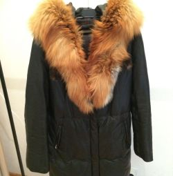 Women's down jacket р-р48-50