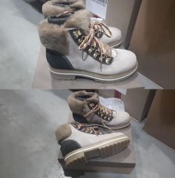 Ботинки Kanna новые