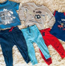 All for 100₽ Mothercare, George 12-18 m