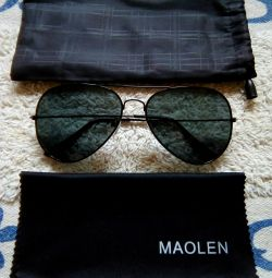 Sunglasses / Pilot Uniform