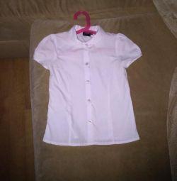 Σχολείο μπλούζα 128