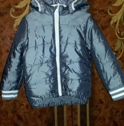 The jacket (86 cm)