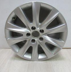 Cast disk 7J.R17.H2.ET43 Volkswagen Tiguan 1 OEM 5n0601025m (scuffing) (skl-3)