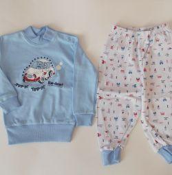 New Pajamas