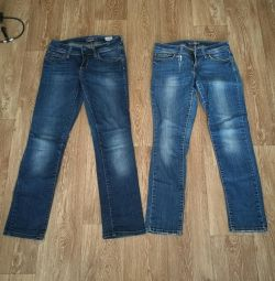 Jeans Colin's used size. 44-46