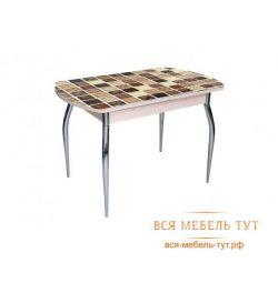 Table sliding Asti-Foto1 oak / glass No. 5