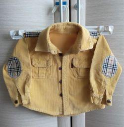 Дет рубашка
