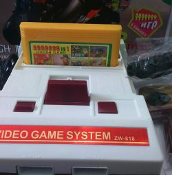 Dendy game console new
