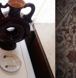 VINDE PRODUSE DE CAFEA + HOLDER PENTRU CAPACITĂȚI