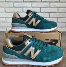 New NB 40 sneakers size