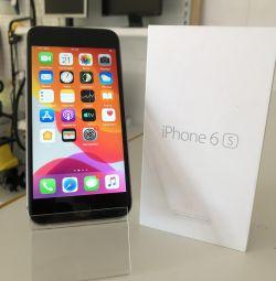 iPhone 6S 64gb з відбитком