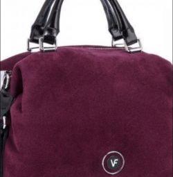 Handbag sac women's female new Italy