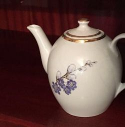 Teapot brewed china