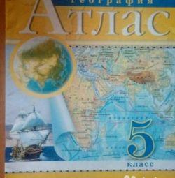 Atlases coğrafyası ve antik dünya