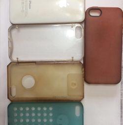 İPhone 5 için Kapaklar