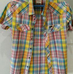 Νέο ανδρικό πουκάμισο Lee πρωτότυπο