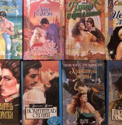 O colecție de romane de dragoste 8 cărți