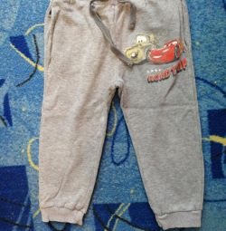 Sweatpants for a boy
